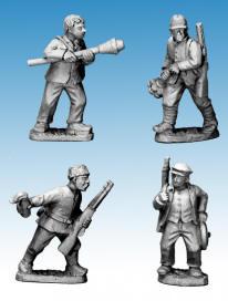 Photo of Partisan tankhunters (WWP055)