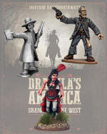 Photo of Dracula's America Characters (DRAC118)