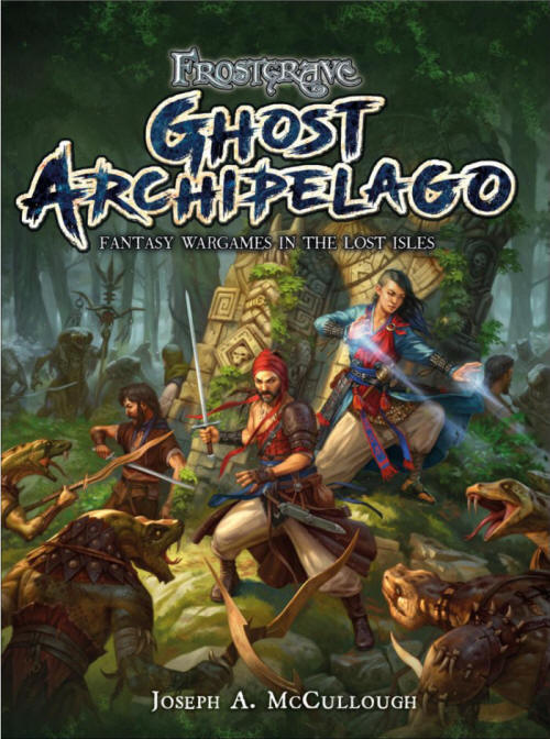 Photo of Frostgrave: Ghost Archipelago (BP1596)