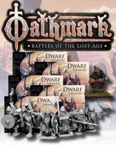 Photo of Pre-order Dwarf Army (OATH3)