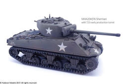 Photo of M4A2(W)76 Sherman (RU-280054)