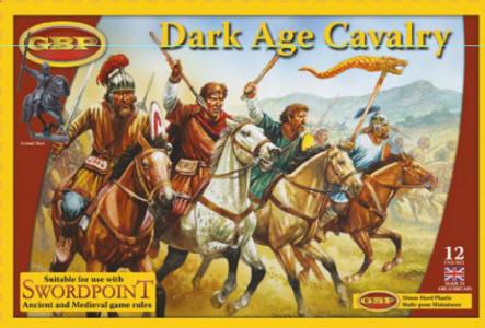 Photo of Dark Age Cavalry (GBP16)