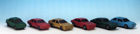 Photo of 1980's Civilian Cars (nfxcar01)