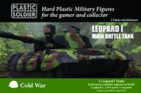 Photo of 15mm Leopard 1 Tank (MODV15002)