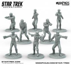 Photo of STAR TREK ADVENTURES MINIATURES: ROMULAN STRIKE TEAM (MUH051080)
