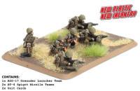 Photo of Motor Rifle Heavy Weapons Platoon (plastic)  (TSU706)