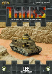 Photo of American Lee Tanks Expansion (TANKS49)