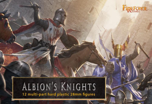 Photo of Albion's Knights (FF014)