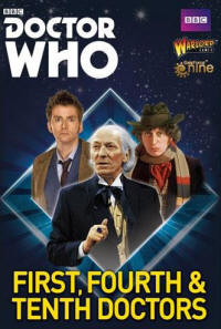 Photo of The First, Fourth & Tenth Doctors (602010001)