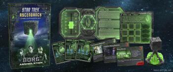 Photo of Star Trek: Borg Assimilation (STARTREK005)