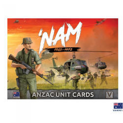 Photo of ANZAC Forces in Vietnam - Unit Cards (VAN901)