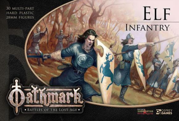Photo of Elf Infantry (OAKP301)