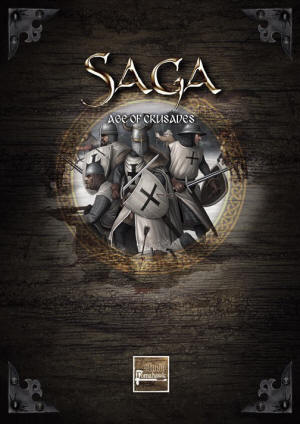 Photo of SAGA Age of Crusades (Supplement) (BP1631)