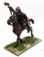 Photo of Mounted Goth Warlord (SGH01a)