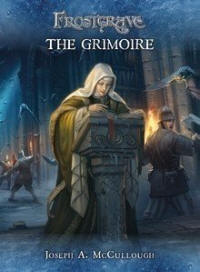 Photo of Frostgrave: The Grimoire (FGVGRIM)
