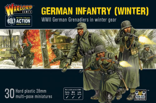Photo of German Infantry (Winter) (402012027)