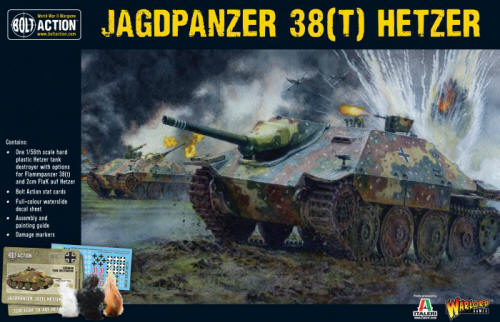 Photo of Jagdpanzer 38(T) Hetzer (402012020)