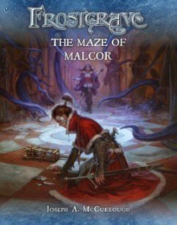 Photo of Frostgrave: The Maze of Malcor (BP1635)