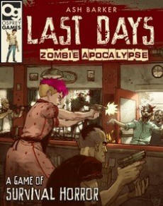 Photo of Last Days: Zombie Apocalypse (BP1637)