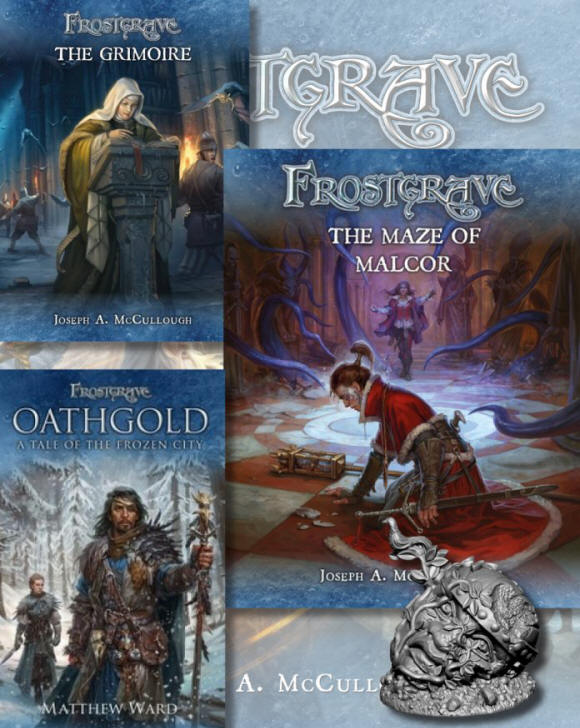 Photo of Frostgrave: The Maze of Malcor Bundle Deal (FGMoMdeal)