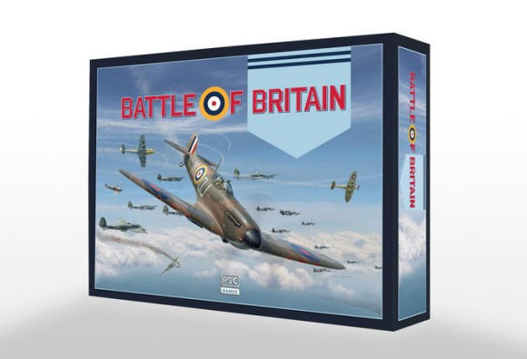 A remastered and upgraded version of the old, much loved TSR classic Battle of Britain by Richard Borg.