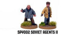 Photo of Soviet Agents II (2) (SPY002)