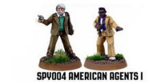 Photo of American Agents I (2) (SPY004)