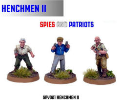 Photo of Henchmen II (3) (SPY021)