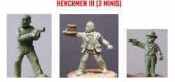 Photo of Henchmen III (3) (SPY022)