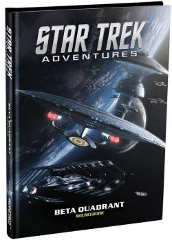 Photo of STAR TREK ADVENTURES: BETA QUADRANT SOURCEBOOK (MUH051067)