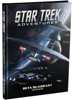 Photo of STAR TREK ADVENTURES: BETA QUADRANT SOURCEBOOK (MUH051067)