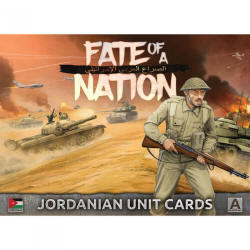 Photo of Unit Cards – Jordanian Forces in the Middle East (AJO901)