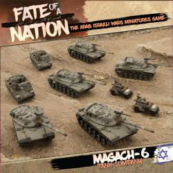 Photo of Magach-6 Tank Company (AISAB1)