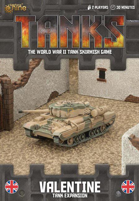 Photo of Valentine Tanks Expansion (Tanks58)