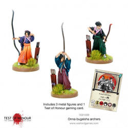Photo of Onna-bugeisha archers (763010009)