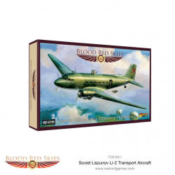 Photo of Soviet Liszunov LI-2 Transport Aircraft (772014011)