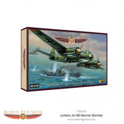 Photo of Junkers JU-88 A German Bomber (772012010)