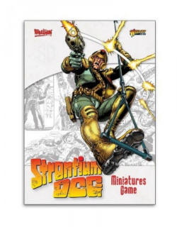 Photo of Strontium Dog Rulebook (641010002)