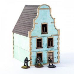Photo of Dutch House 1 (28F-WAW-104)