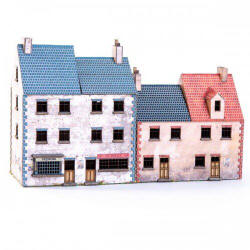 Photo of Semi-Detached House and Shop (10S-EAW-SET1)