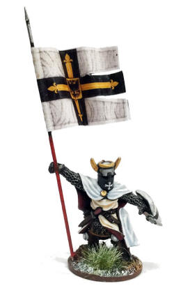 Photo of Foot Ordenstaat War Banner & Bearer (SWBB16)