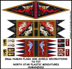 Photo of Human Banners (HUMAN(NS)1)