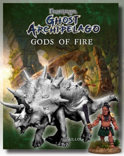 Photo of Gods of Fire Launch Deal 3. (BP1648B)