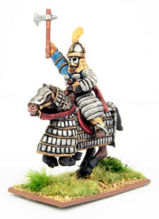 Photo of Mongol Warlord (SMG01)