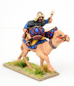 Photo of Mongol Wardrummer on Camel (SMG02)