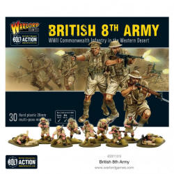 Photo of Bolt Action 8th Army (402011015)