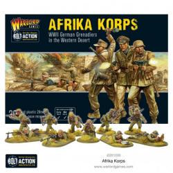 Photo of Bolt Action Afrika Korps (402012030)