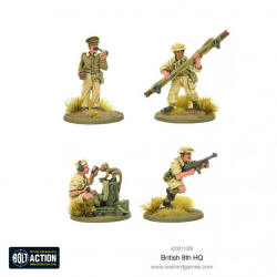 Photo of Bolt Action - British 8th Army HQ (403011009)