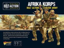 Photo of Bolt Action - Afrika Korps Starter Army (402612001)