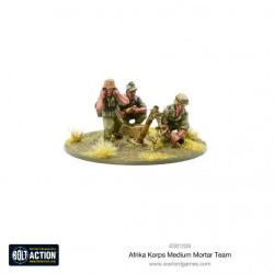 Photo of Bolt Action - Afrika Korps Medium Mortar Team (403012026)